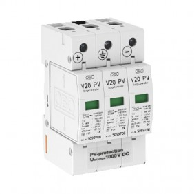 Overvoltage protection Obo FV V20-C 3PH 1000VDC...