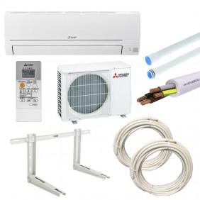 Air conditioner Mitsubishi Smart 9000btu 2,5KW...