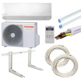 Climatizzatore Toshiba Seiya 2,5KW 9000BTU R32...