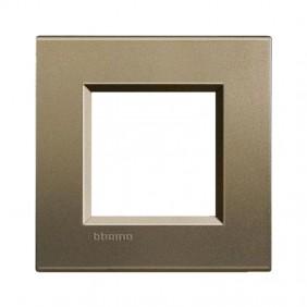 Bticino LivingLight plate 2 square modules...