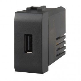 4box USB charger for Bticino Axolute anthracite...