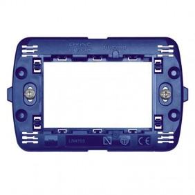 Bticino Livinglight Supporto 3 Moduli LN4703