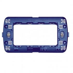 Bticino Livinglight Supporto 4 Moduli LN4704