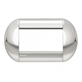 Bticino Livinglight plaque ronde 4 modules...