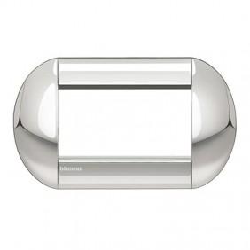 Bticino Livinglight round plate 4 modules...