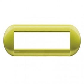 Bticino Livinglight plaque ronde 7 modules...