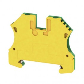 Weidmuller Modular clamp WPE 4mmq Yellow/Green...