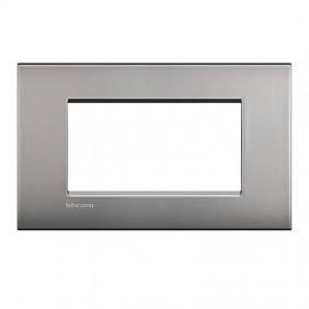 Bticino Livinglight plate AIR 4 modules LNC4804NK