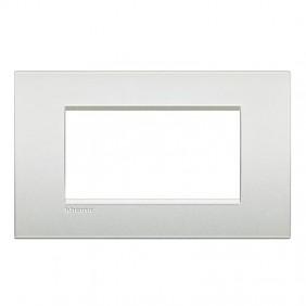 Bticino Livinglight plate AIR 4 modules LNC4804PR