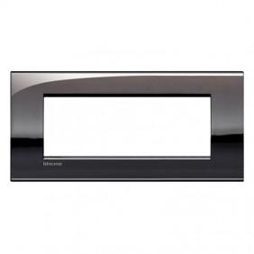 Bticino Livinglight plate AIR 7 modules LNC4807PT
