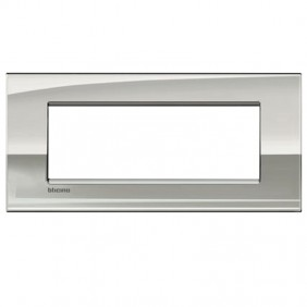 Bticino Livinglight plate AIR 7 modules LNC4807PL