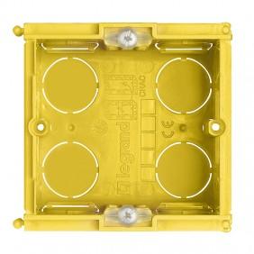 Boîte à encastrer Bticino 2 modules 502E