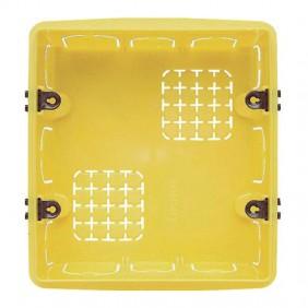 Bticino universal flush mounting box 3+3...