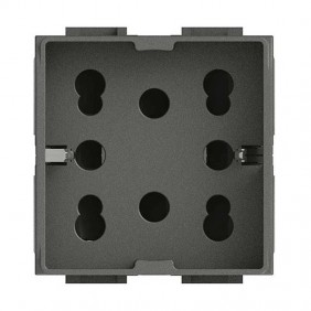 Universal double sided and schuko 10/16A 2...