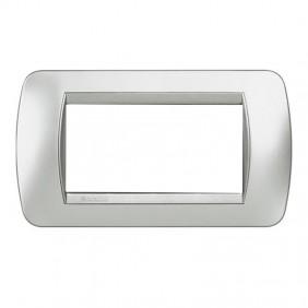 Bticino Livinglight International plate 4...