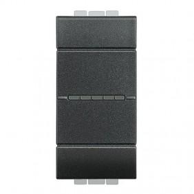 Bticino LivingLight Axial Button 10A 1P...