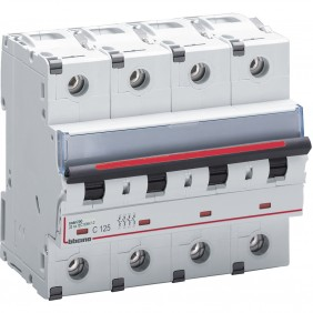 Bticino thermal-magnetic circuit breaker 125A...
