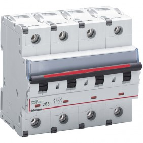 Bticino thermomagnetic circuit breaker 63A 25KA...