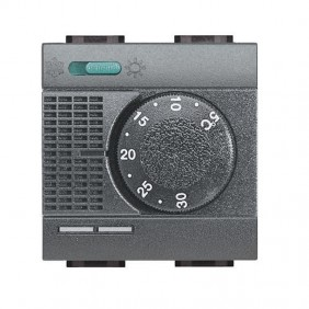 Room thermostat Bticino LivinghLight Anthracite...