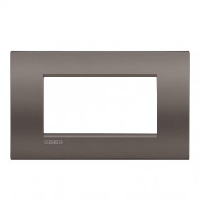 Plate Bticino LivingLight AIR clay 4 places...
