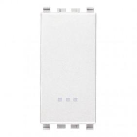 Vimar Eikon switch white 1P 16A illuminable...