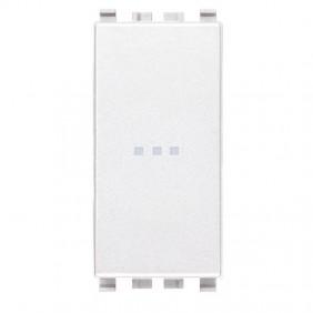 Vimar Eikon switch, axial white 1P 16A,...