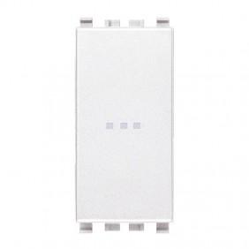 Diverter switch Vimar Eikon axial white 1P 16A...