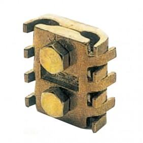 Morsetto a pettine BM 6-16mmq a 2 Bulloni 5261
