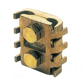 The clamp comb-BM 25-50mmq 2-Bolt 5262