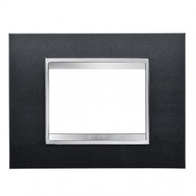 Gewiss Chorus plate LUX 3P GW16203VA