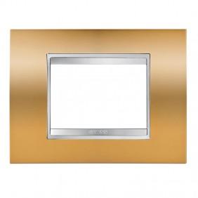 Gewiss Chorus plate LUX 3P GW16203MO