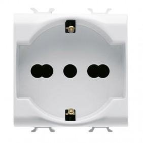 Gewiss Chorus schuko socket GW10204
