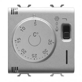 Gewiss Chorus Titanium thermostat GW14705