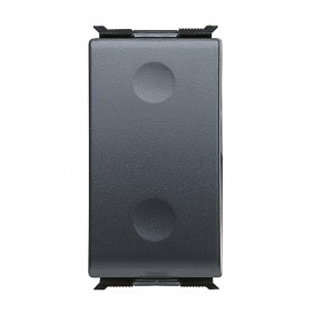 Interrupteur Gewiss Playbus 16A noir GW30001