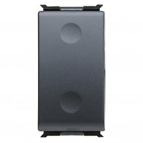 Deviatore Gewiss Playbus 16A nero GW30011