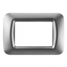 Gewiss system titanium metal top plate 3 places...