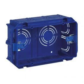 Universal flush mounting box Ave 3/4 Modules 253X4