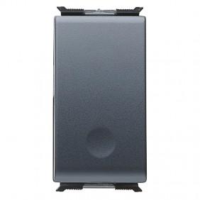 Gewiss Playbus 16A push-button black GW30021