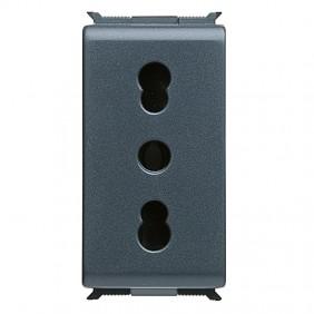 Gewiss Playbus two-way 10-16A socket GW30203