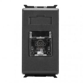 Gewiss Playbus RJ11 telephone socket GW30261