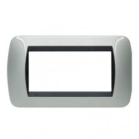 Bticino Living International plate 4 modules...