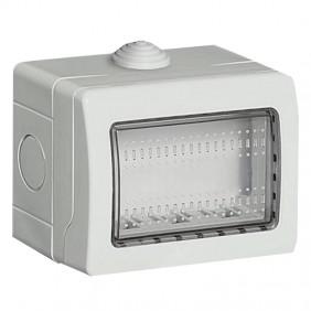 Bticino Idrobox Custodia IP55 3 Moduli 24503