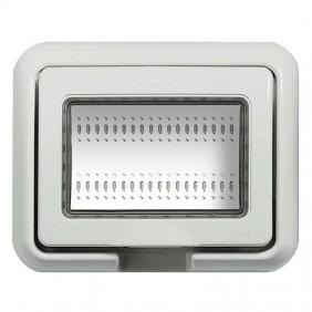 Bticino Idrobox Placca IP55 3 Moduli 24603