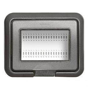 Bticino Idrobox Plate IP55 3 Modules 24603L
