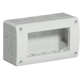 Bticino Enclosure IP40 4 modules 24404