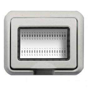 Bticino Placca Stagno IP55 Lumière blanche 3...