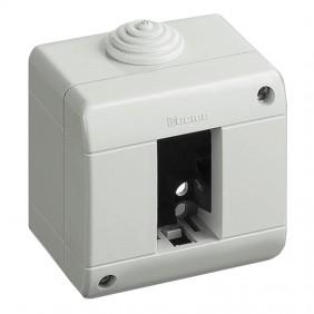 Bticino custodia IP40 1 modulo 25401