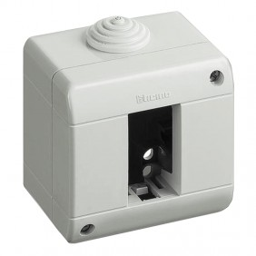 Bticino IP40 housing 1 module 25401