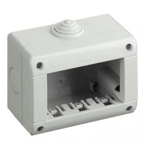 Bticino custodia IP40 3 moduli 25403