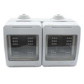 Contenitore ABB IP55 4 Posti 4 moduli 2CSK2455CH
